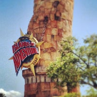 Photo taken at Islands Of Adventure Lighthouse by Kyle F. on 4/16/2013