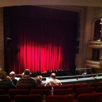Photo taken at Fitzgerald Theater by Kris W. on 9/22/2012