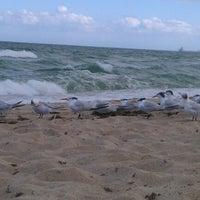 Photo taken at Fort Lauderdale Beach by Paulita M. on 10/22/2012