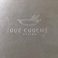 Photo taken at Due Cuochi Cucina by Lu Luka M. on 4/30/2014
