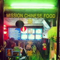 Photo taken at Mission Chinese Food by Barry H. on 3/4/2013