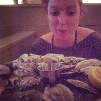 Photo taken at Mermaid Oyster Bar by Barry H. on 5/8/2013