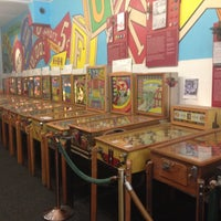 Photo taken at Pacific Pinball Museum by Guido G. on 4/12/2013