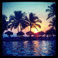 Photo taken at Meliá Vacation Club Puerto Vallarta by David H. on 12/22/2012