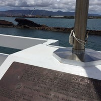 Photo taken at USS Utah Memorial by John R. on 6/23/2016