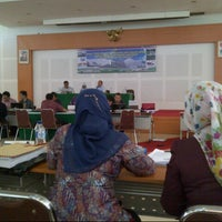Photo taken at Auditorium II Pasca Panen by Siereum Atheul Y. on 11/20/2013