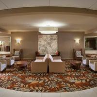 Photo taken at Sheraton Chapel Hill Hotel by Megan on 9/16/2014