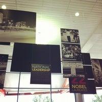 Photo taken at University Of Illinois Willard Airport (CMI) by Mayanne C. on 9/28/2012