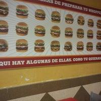 Photo taken at Burger King by Alekz P. on 3/9/2012