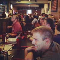 Photo taken at Pearl Street Pizzeria & Pub by Kate A. on 8/9/2012