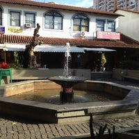 Photo taken at Parque das Rosas by Marina R. on 4/15/2012