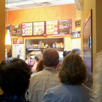 Photo taken at Dunkin Donuts by Leland J. on 6/14/2012