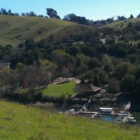 Photo taken at Lake Chabot Regional Park by Kevin D. on 3/4/2012