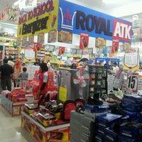 Photo taken at Royal ATK (Alat Tulis Kantor) by Hendra K. on 7/10/2012