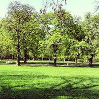 Photo taken at Борисова градина by Dimitar B. on 4/25/2012