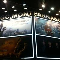 Photo taken at UGC Montparnasse by Lefoulon L. on 2/24/2012