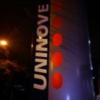 Photo taken at Universidade Nove de Julho (Uninove) by Edgar C. on 5/14/2012