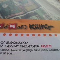 Photo taken at Leman Kültür by İlker İbrahim R. on 6/8/2012