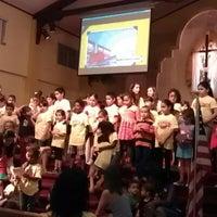 Photo taken at Iglesia Bautista Northside by Fernando V. on 6/16/2012