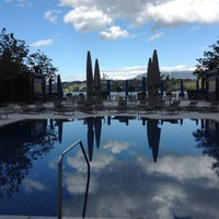 Photo prise au Hotel President Wilson, a Luxury Collection Hotel, Geneva par Melanie B. le4/20/2012
