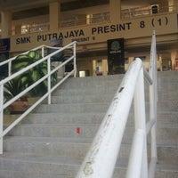 Photo taken at SMK Putrajaya Presint 8(1) by Wan A. on 6/12/2012