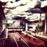 Photo taken at Paris Expo Porte de Versailles by Michael G. on 4/29/2012