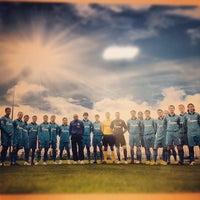 Снимок сделан в Футбольный клуб «Зенит» / FC Zenit пользователем Роман 9/3/2012