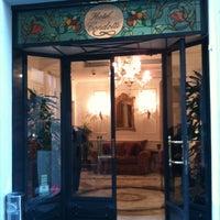 Photo taken at Hotel Condotti by Francis Mern Hau T. on 9/10/2012