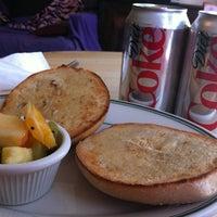 Photo taken at Cafe International by Dan F. on 4/4/2012