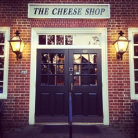 Photo taken at The Cheese Shop by Karen D. on 7/17/2012
