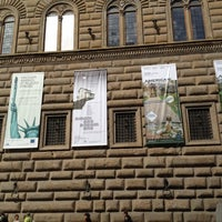 Photo taken at Palazzo Strozzi by Luca M. on 4/23/2012