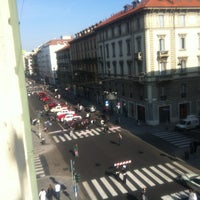 Photo taken at Corso Buenos Aires by Andrea G. on 2/15/2012