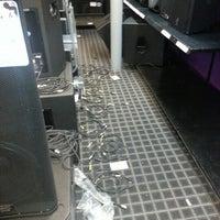 Photo taken at Guitar Center by Alex B. on 9/5/2012