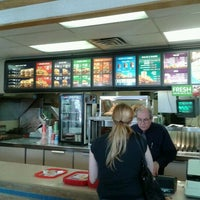 Photo taken at Arby's by Gregory M. on 3/22/2012