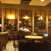 Photo taken at Starbucks by Sangmin P. on 3/26/2012