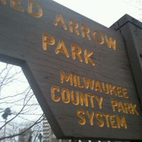 Photo taken at Red Arrow Park by Babs on 2/23/2012