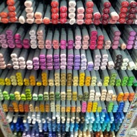 Photo taken at Blick Art Materials by Rami R. on 7/27/2012