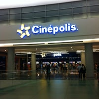 Photo taken at Cinépolis by Ed R. on 3/18/2012