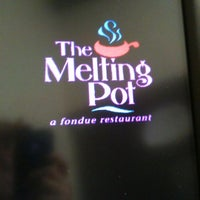Photo taken at The Melting Pot by Amy Lee D. on 3/10/2012