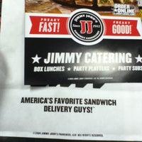 Photo taken at Jimmy John's by Analisa B. on 4/25/2012