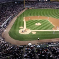 Photo taken at Guaranteed Rate Field by Jake S. on 9/13/2012