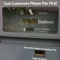 Photo taken at Chevron by Nancy L. on 6/9/2012