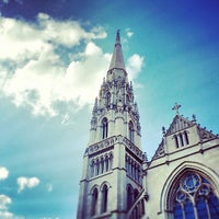 Photo taken at Saint Paul Cathedral by Jiashu W. on 4/16/2012