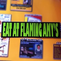 Photo taken at Flaming Amy's Burrito Barn by Brady on 7/23/2012