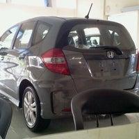 Photo taken at Honda Pacific Motor (Dealer Mobil Honda) by Ajie P. on 5/17/2012