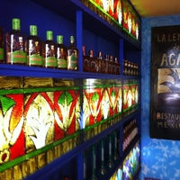 Photo taken at La Leyenda del Agave by Cruz Maria Z. on 8/25/2012
