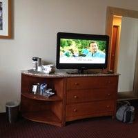Photo taken at Radisson Hotel Cleveland - Gateway by Eric W. on 5/24/2012