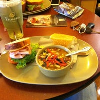 Photo taken at Panera Bread by Rudy I. on 6/20/2012