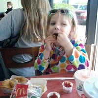 Photo taken at McDonald's by Meagan on 4/6/2012