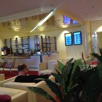 Photo taken at Atlantic Lounge by Mitja R. on 4/27/2012